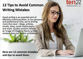 12 Tips to Avoid Common Writing Mistakes