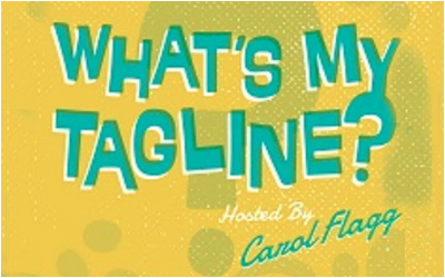 Podcast: What's My Tagline?